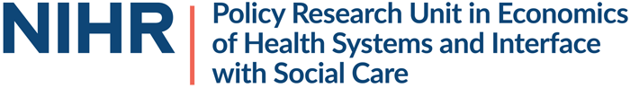 ESHCRU Policy Research Unit in Economics of Health Systems and Interface with Social Care